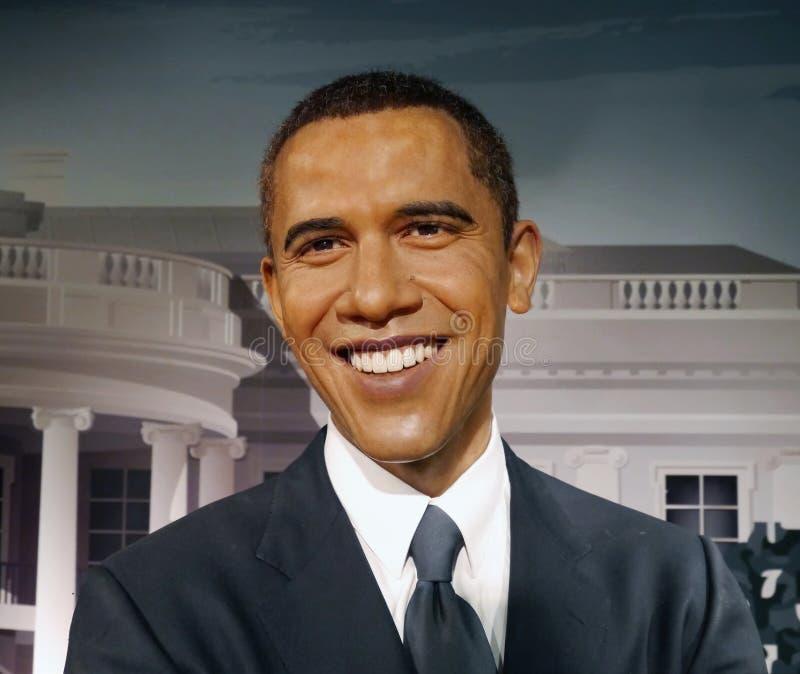 Barack Obama royalty-vrije stock fotografie