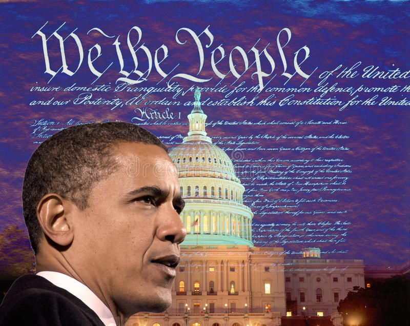 Barack Obama Zdjęcie Editorial