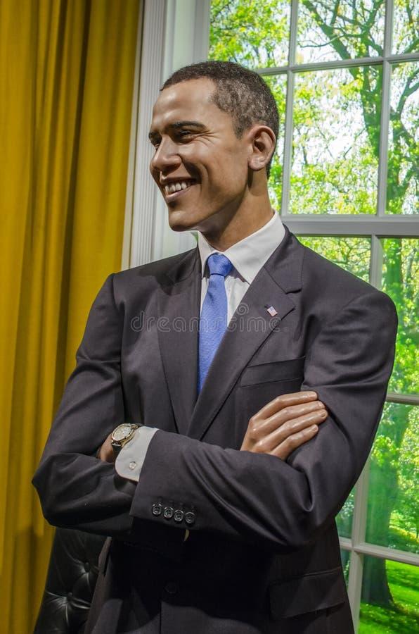 Barack Obama obrazy royalty free