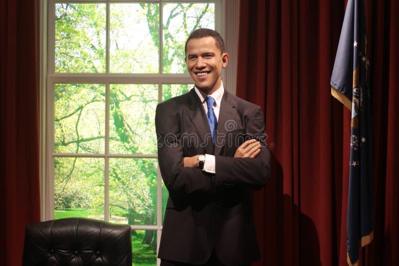 Barack Obama foto de archivo