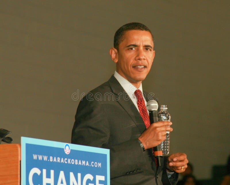 Barack Obama royalty free stock images