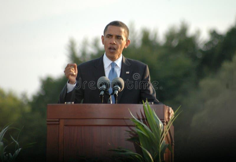 Barack Obama стоковая фотография