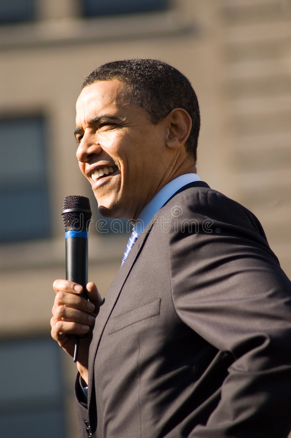 Free Barack Obama 6 Royalty Free Stock Images - 4279629