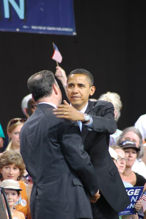 Barack Obama lizenzfreie stockfotografie