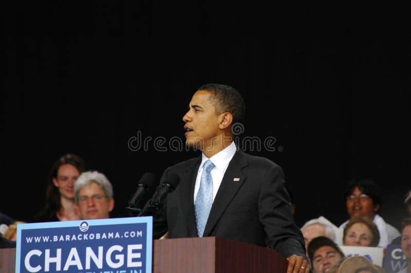 Barack Obama stock photography