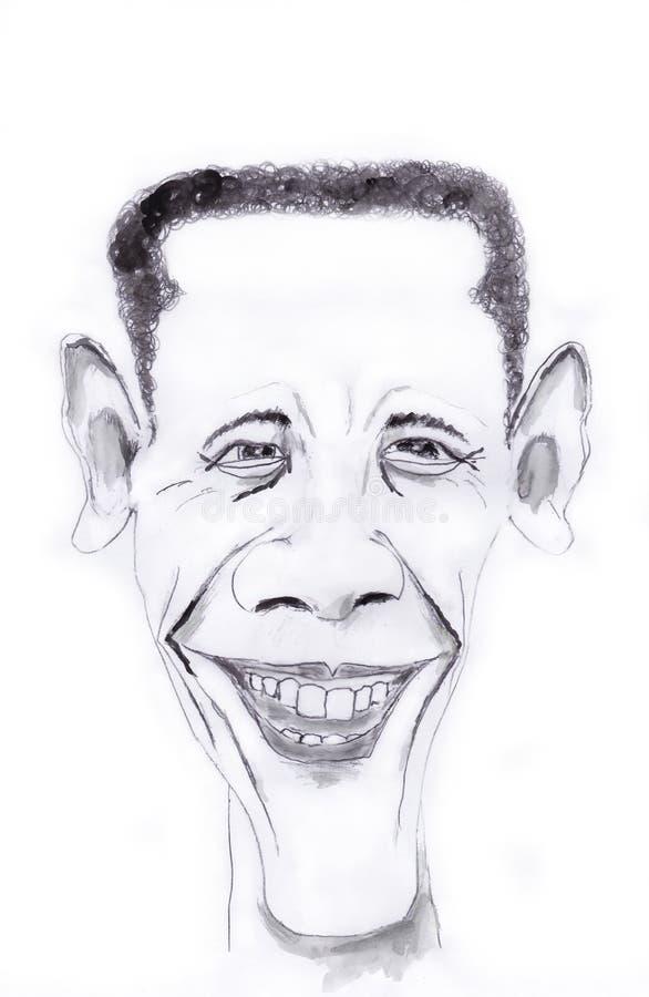 Barack Obama ελεύθερη απεικόνιση δικαιώματος