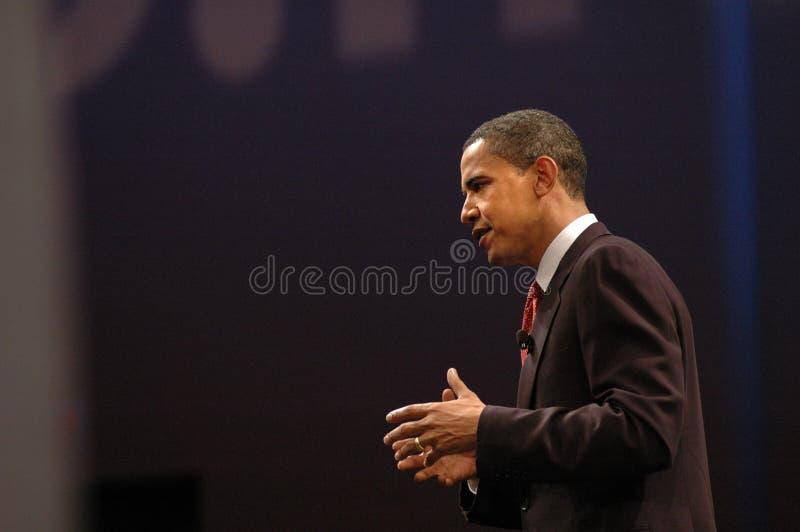 Barack Obama image libre de droits