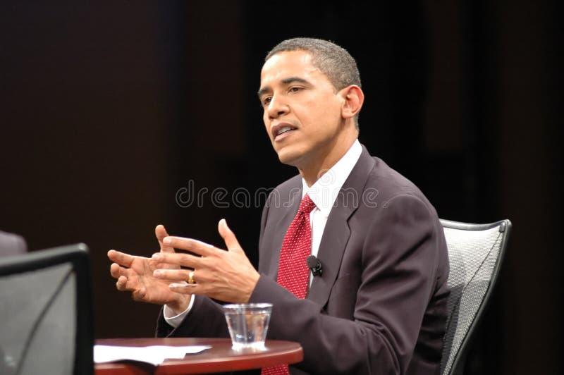 Barack Obama stock fotografie