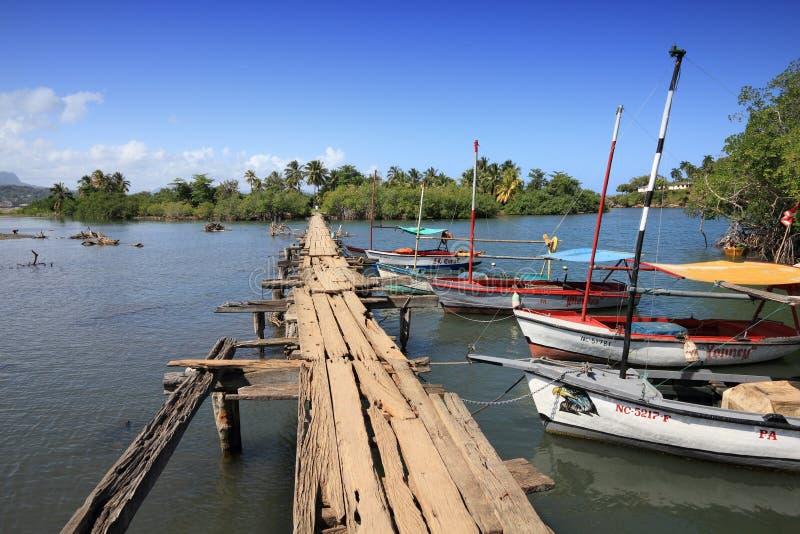 Baracoa, Cuba imagenes de archivo