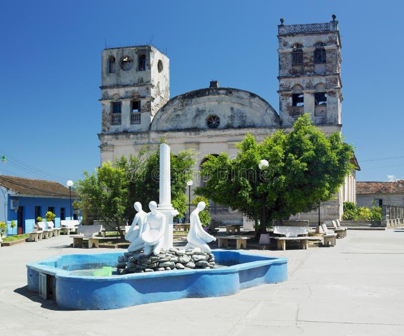 Baracoa, Cuba immagine stock