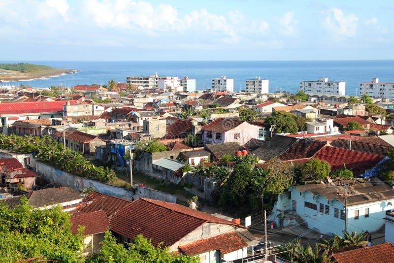 Baracoa, Cuba fotografía de archivo libre de regalías