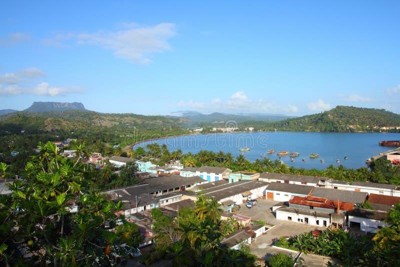 Baracoa, Cuba foto de archivo
