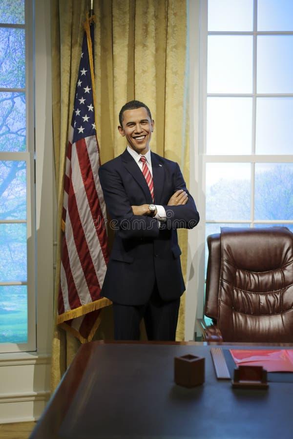 Barak obama photographie stock libre de droits