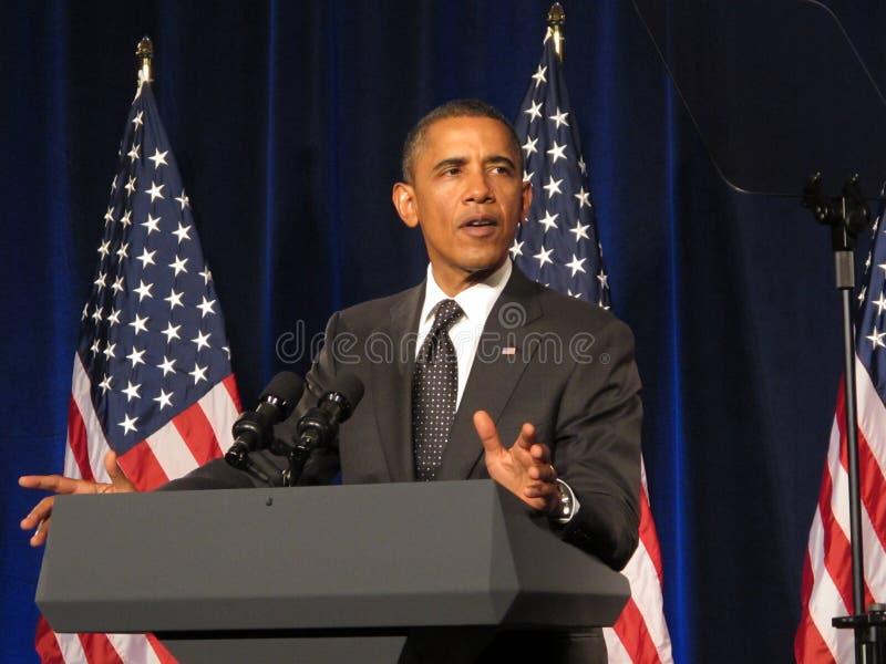 barak obama2 fotografia royalty free
