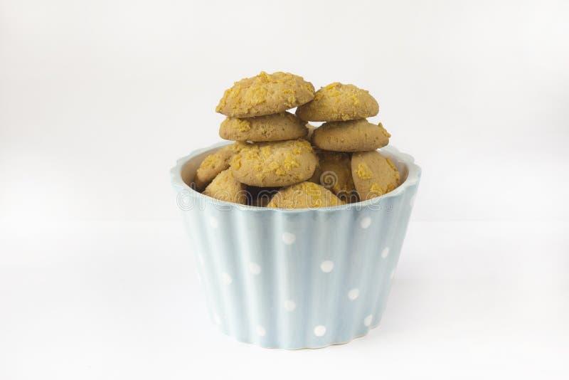 Barattolo di biscotto fotografia stock