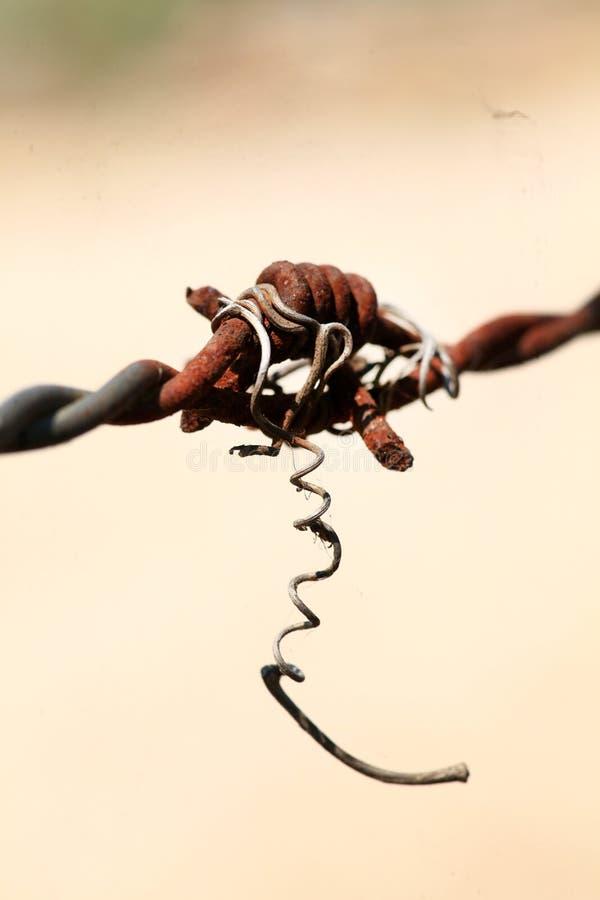 Barb Wire images libres de droits