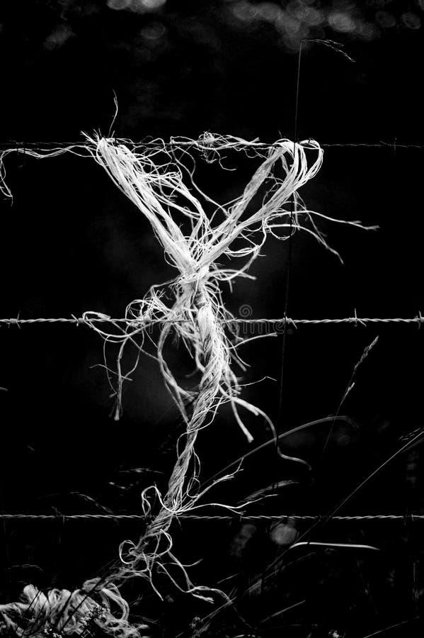 Barb Wire stock afbeeldingen