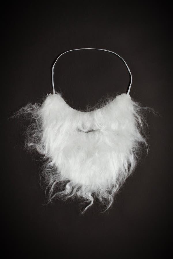 Barba bianca fotografia stock libera da diritti
