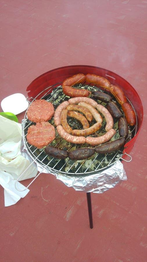 Barbacoa, grill/ zdjęcie royalty free