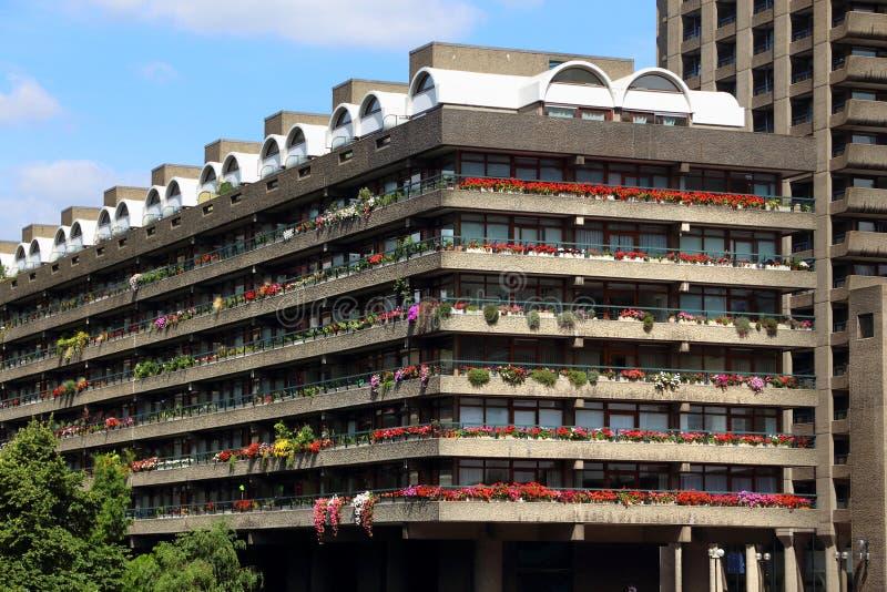 Barbakan, Londyn zdjęcie royalty free