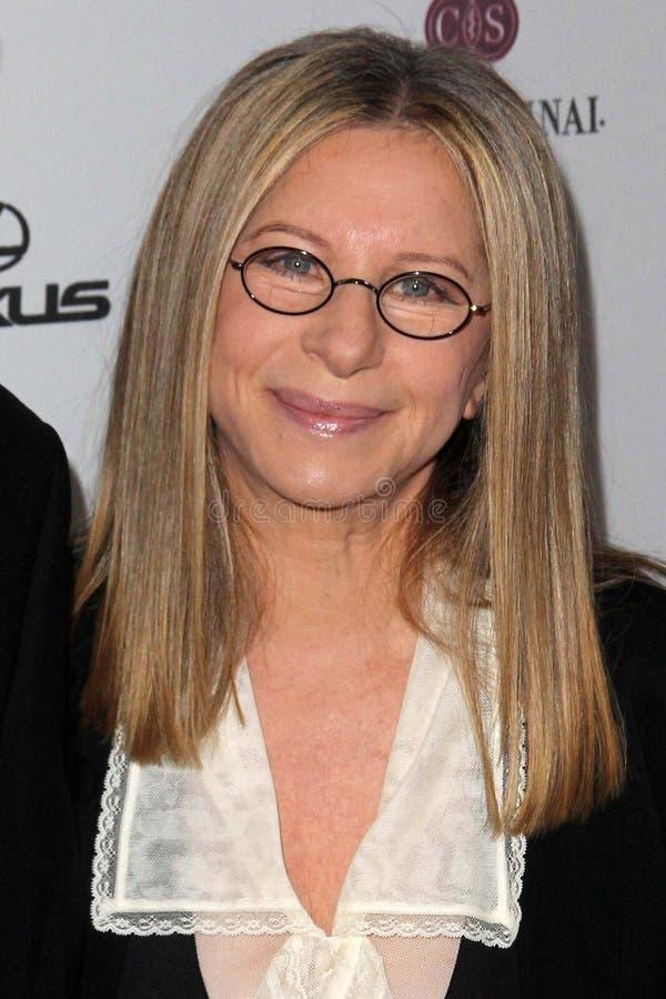 Barbra Streisand Barbara Streisand royaltyfri fotografi