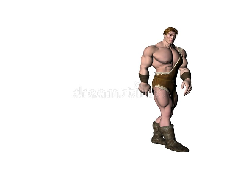 Barbarian 10 Stock Images