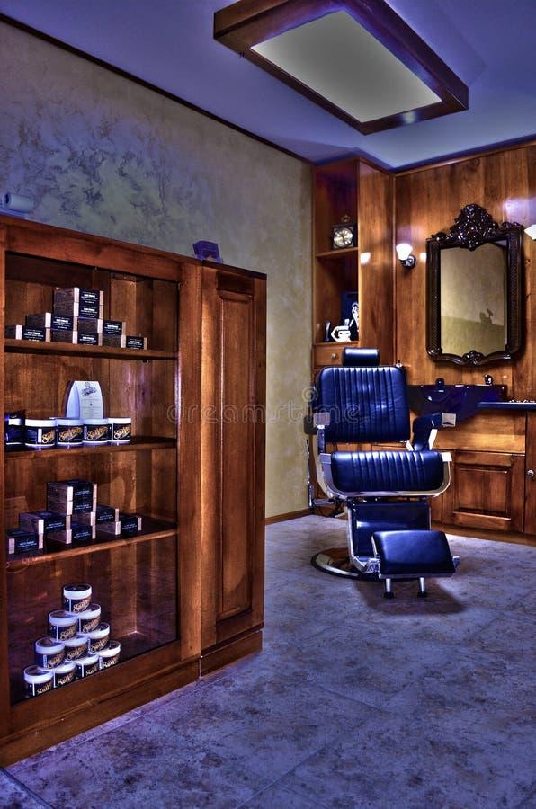 Barbearia fotografia de stock