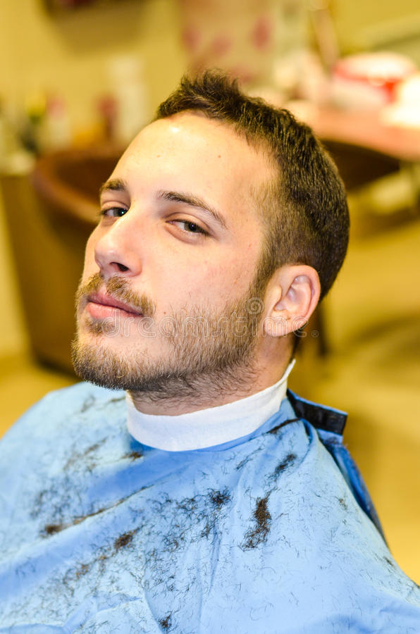 Barbearia imagens de stock