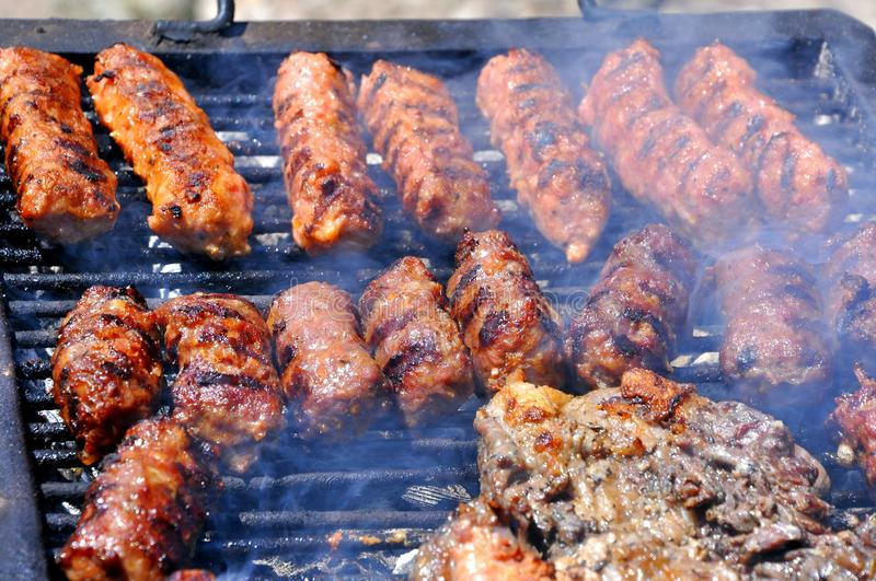 Download Barbecue stock photo. Image of chef, farm, cuisine, grilling - 14667836