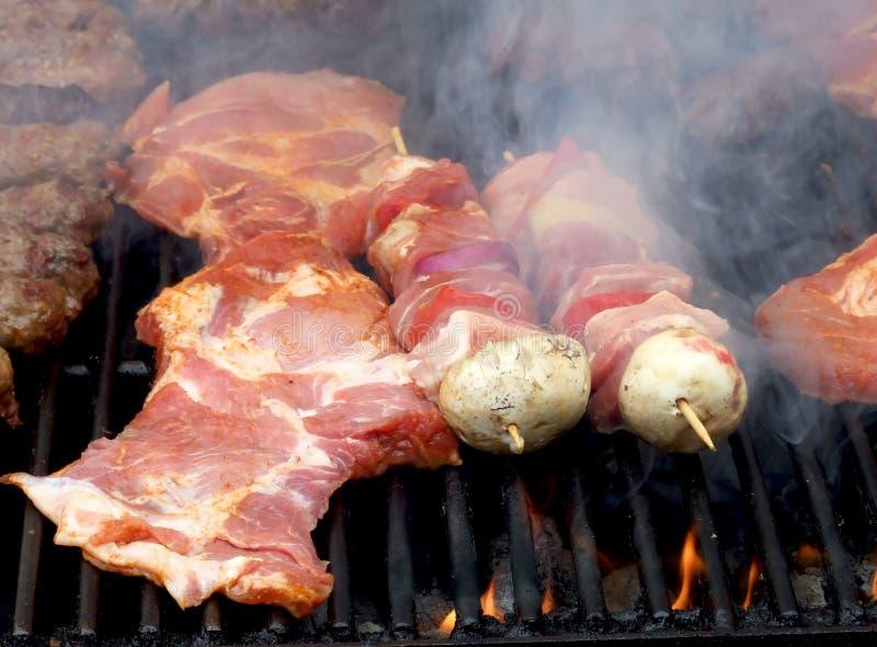 Barbecue photo libre de droits