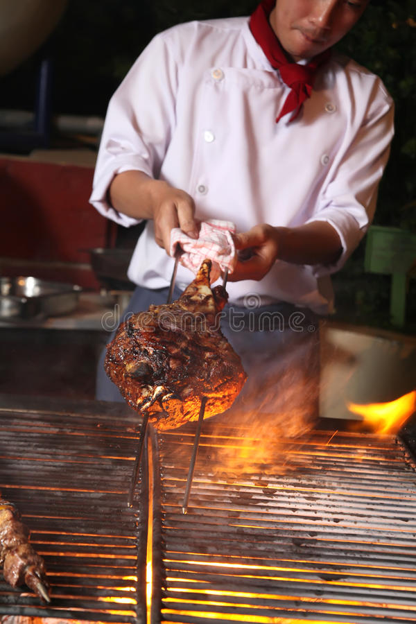 Barbecue photo stock