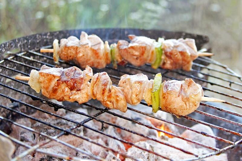 Barbecue stock foto's