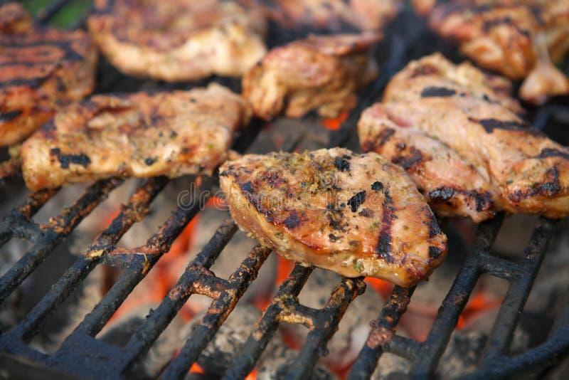 Barbecue royalty-vrije stock fotografie