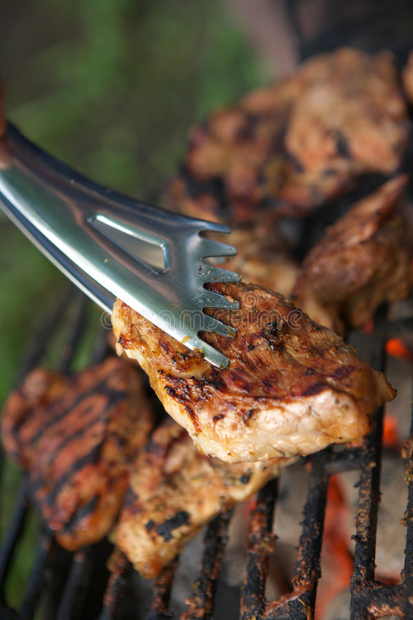Barbecue photographie stock