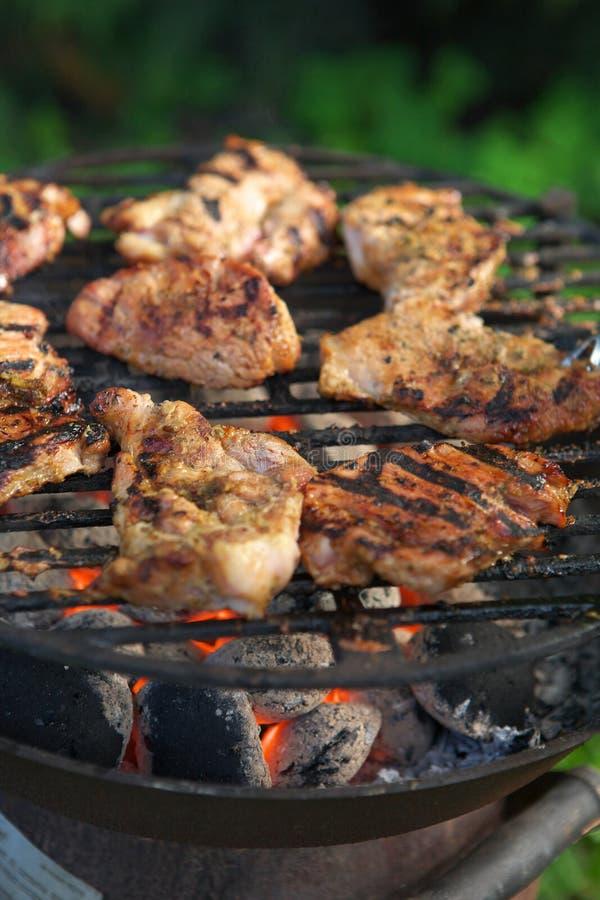 Barbecue royalty-vrije stock afbeelding