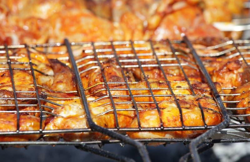 barbecue imagem de stock