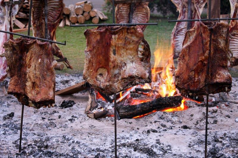 Barbecue fotografia stock