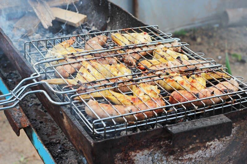 barbecue imagem de stock royalty free
