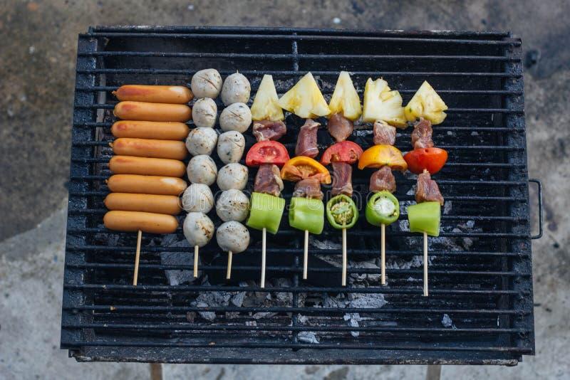 barbecue fotografia de stock royalty free