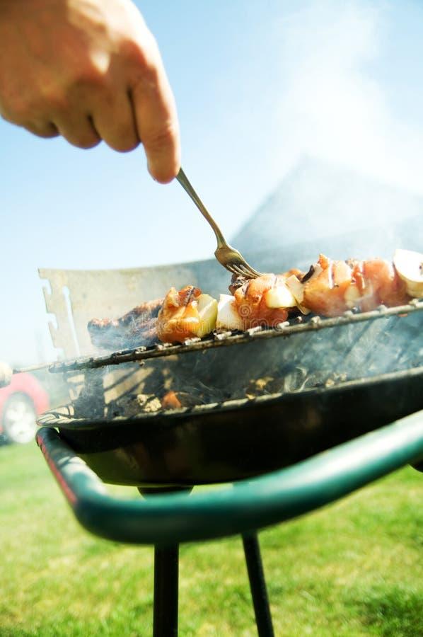 Barbecue photographie stock libre de droits