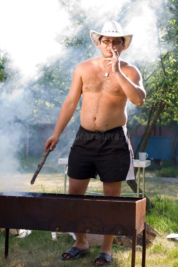 Barbecue. stock fotografie