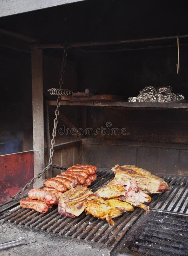Barbecue argentin photos stock