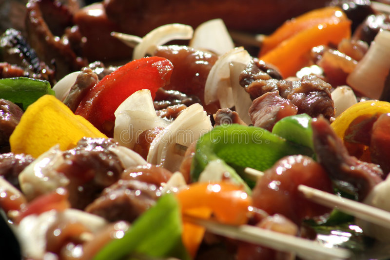 Download Barbecue bunches stock photo. Image of peppers, barbecue - 3644410