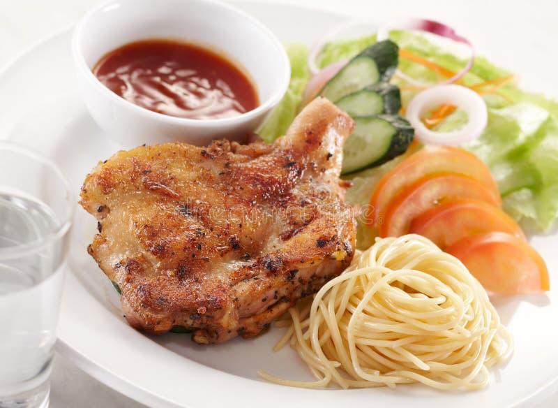 Barbecue Chicken Stock Photos