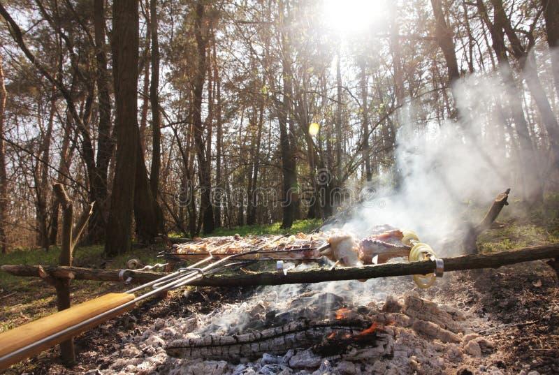 Barbecue stock fotografie
