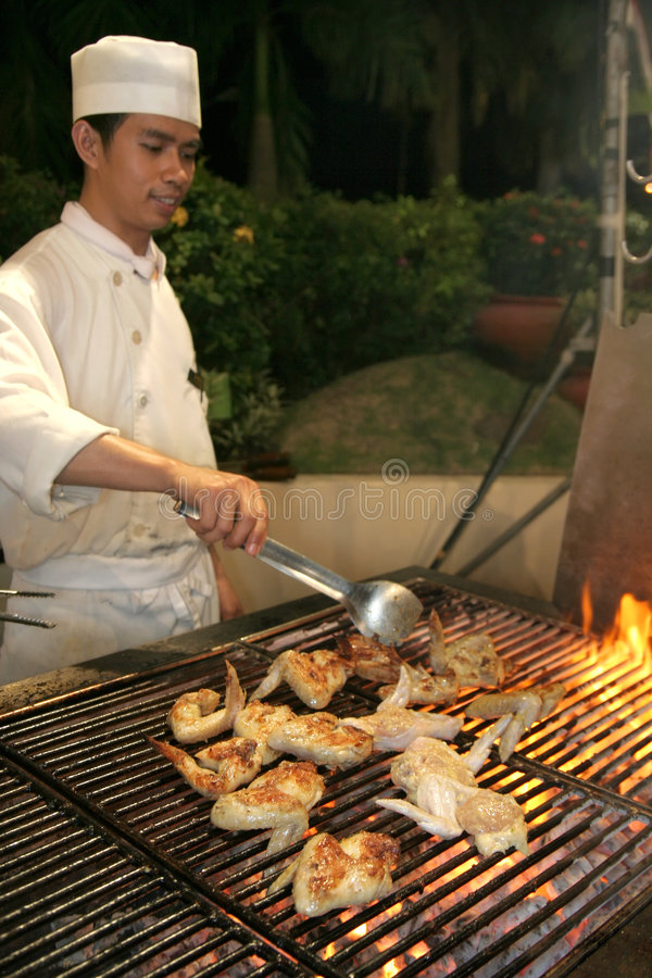 Free Barbecue Dinner Stock Image - 6014831