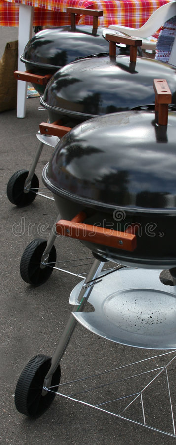 Free Barbecue Grills Royalty Free Stock Photo - 3091505
