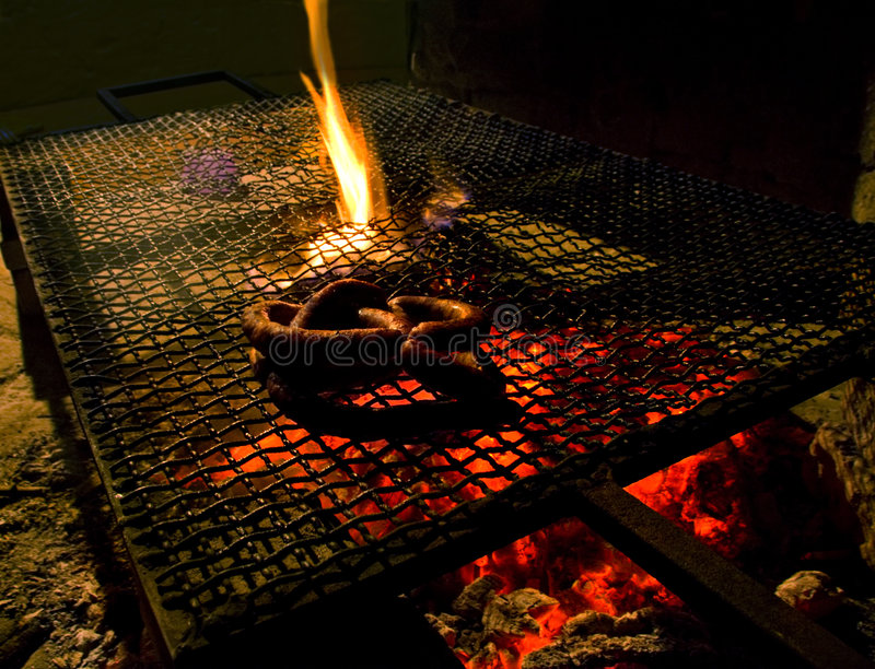 Download Barbecue Sausage Stock Photography - Image: 8362042