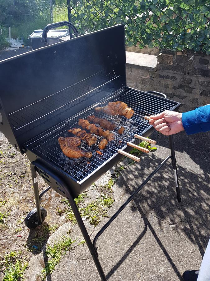 Barbecue images libres de droits