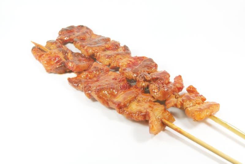 barbecued mięsa zdjęcia stock